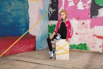 亞洲流行天后蔡依林演繹最新街頭時尚潮流