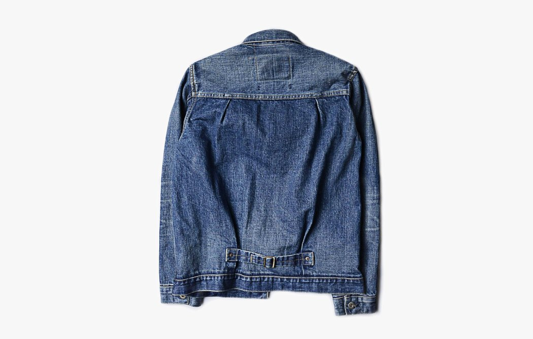 HEAVY WEIGHT DENIM JACKET
