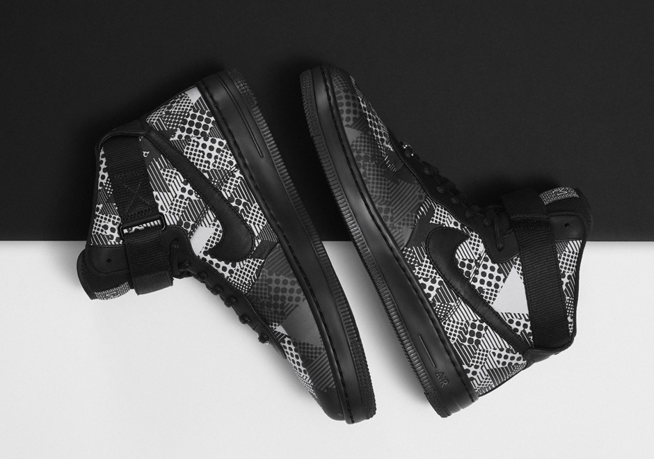 "Nike WMNS Air Force 1 ""BHM"" / US $140"