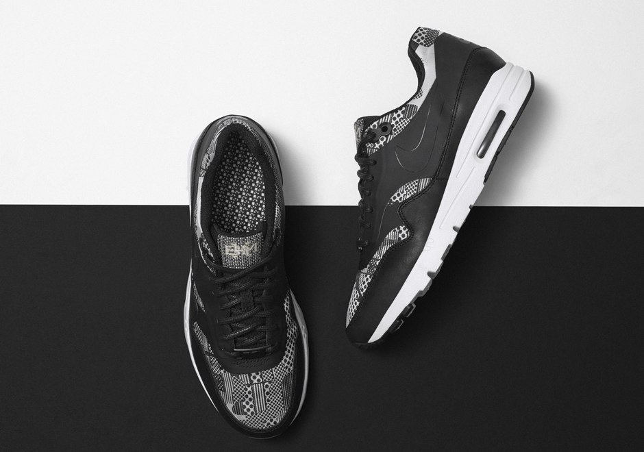 "Nike WMNS Air Max 1 Ultra Moire ""BHM"" / US $150"