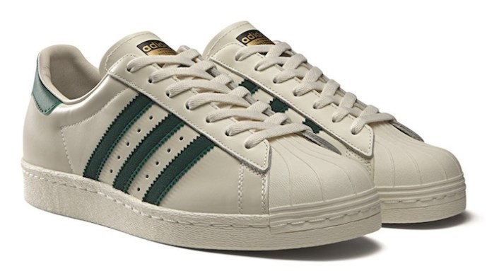 adidas Originals Superstar 80s Vintage Deluxe  Pack 綠NTD4,490