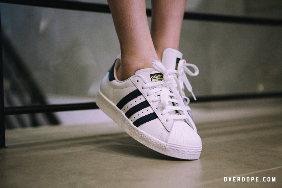 "ADIDAS / SUPERSTAR 80s ""Vintage Deluxe"" Collection / NT.4,490"