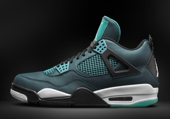 "Air Jordan 4 Retro ""Teal"" @  March 14, 2015"