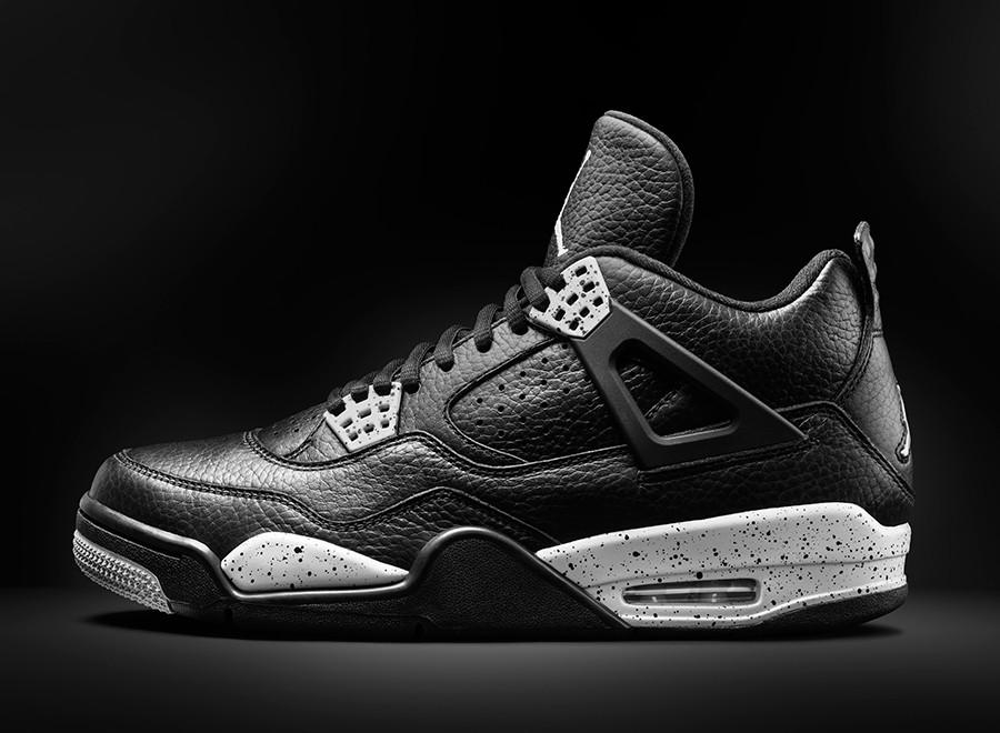 """Air Jordan 4 """"Oreo"""" @  February 2015"""