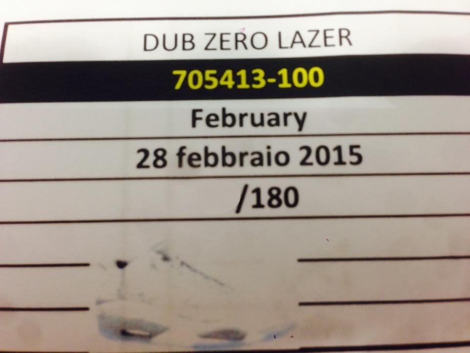 Dub Zero Laser @ Feb 28, 2015