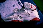 "Jordan 7 Retro ""Hare"" @  5/16/2015 / US$190"