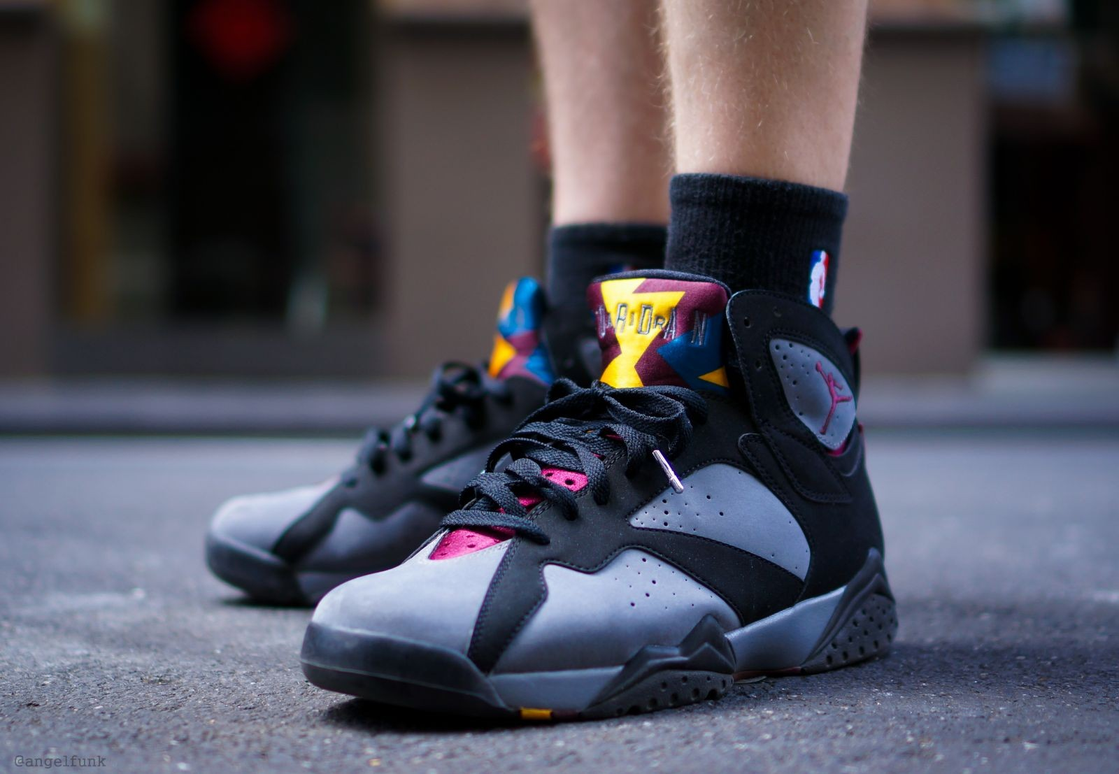 Air Jordan 7 Retro @  July 18, 2015