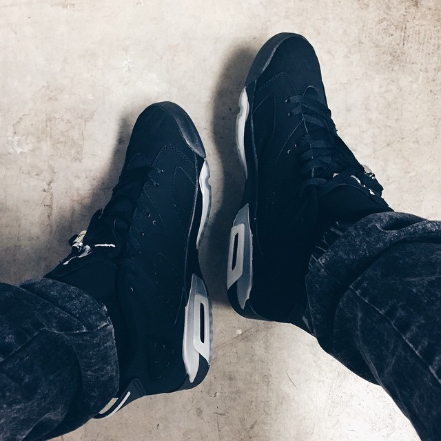 Air Jordan Retro 6 Low @  August 22, 2015