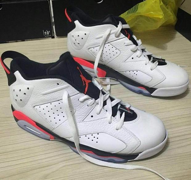 Air Jordan Retro 6 Retro Low  @July 2015