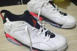 Air Jordan Retro 6 Retro Low  @July 2015