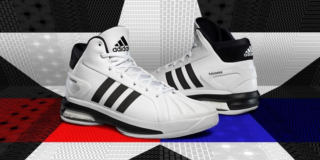 "2.adidas""NYC All-Star""系列鞋款_Futurestar Boost_$4,590_2月6日上市"