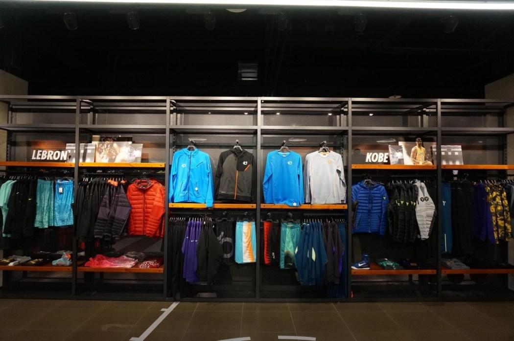 南紡夢時代Nike Super Store為全台灣百貨佔地最大Nike專櫃 (4)