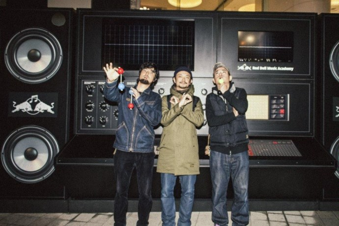 Red Bull Music Academy 2014 Tokyo8_真人比例揚聲器