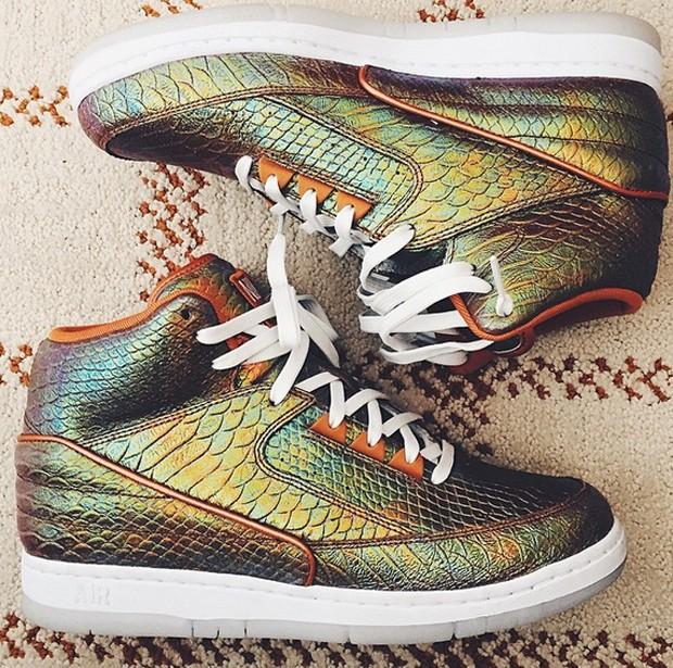 air-python-iridescent
