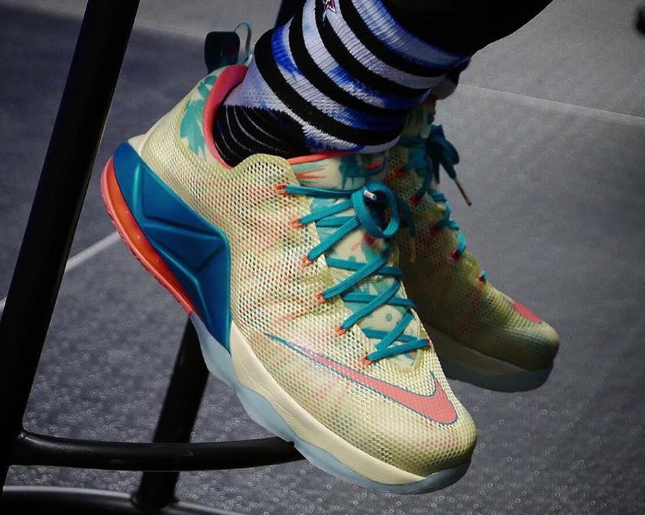 "Nike LeBron 12 Low ""LeBronold Palmer"""