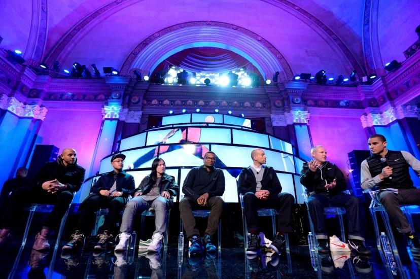 Nike設計師和運動員Nike Inside Access Studio Panel分享他們在球鞋設計和文化的看法 (3)
