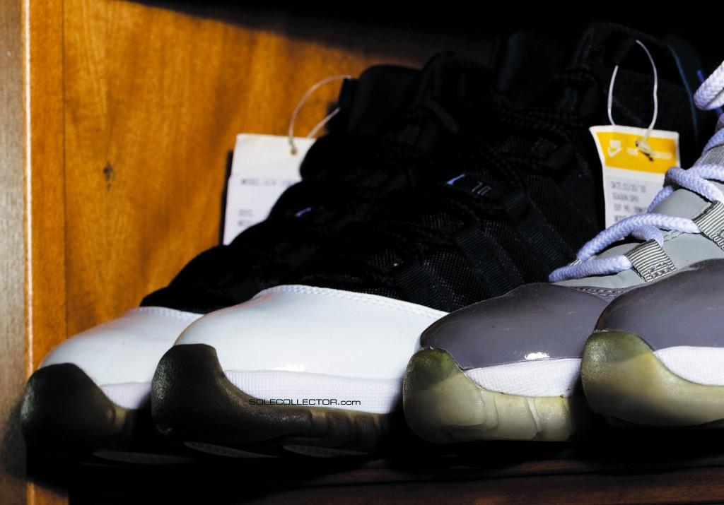 "Air Jordan 11 ""Black/White"""