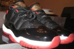 """Air Jordan 11 Low """"Bred 6 Rings""""2012年"""