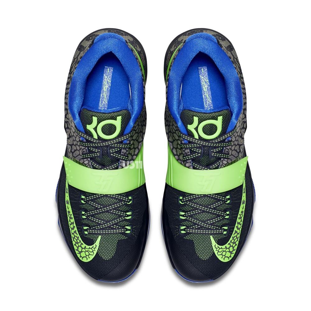Nike-KD-7-Metallic-Pewter-Flash-Lime-Anthracite-Lyon-Blue-3