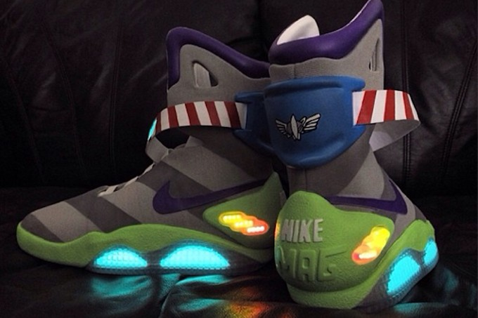 "Nike Air Mag ""Buzz Lightyear"""