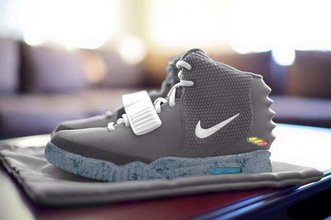 """Nike Air Yeezy 2 """"Air Mag"""""""