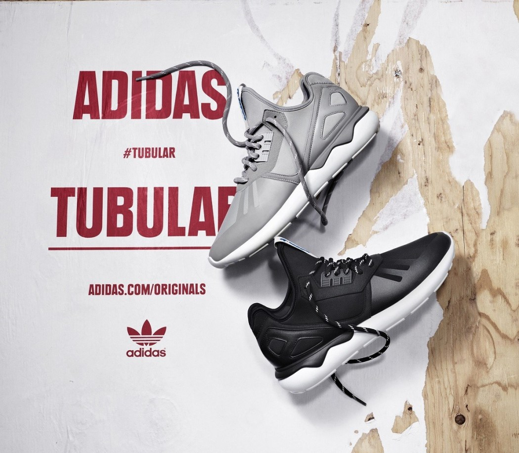 adidas Originals Tubular Runner Tonal Pack 形象照