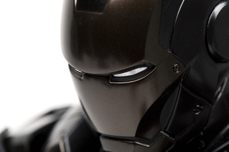 THE AVENGERS 1-6 SCALE MARK VII (2)