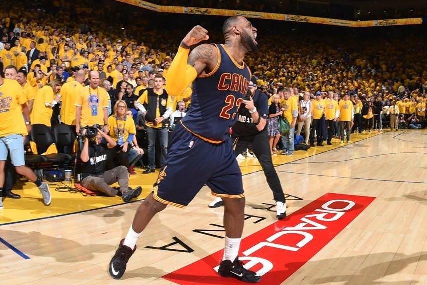 2015 NBA 季後賽總決賽 G2:騎士拿下第二局!精彩畫面重播! – OVERDOPE 華人首席線上時尚潮流雜誌