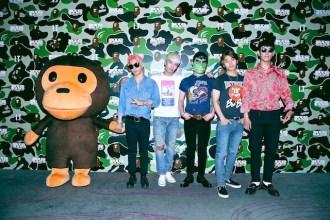 BIGBANG與BABY MILO合照2