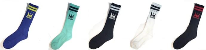 潮流運動襪SAMPLE