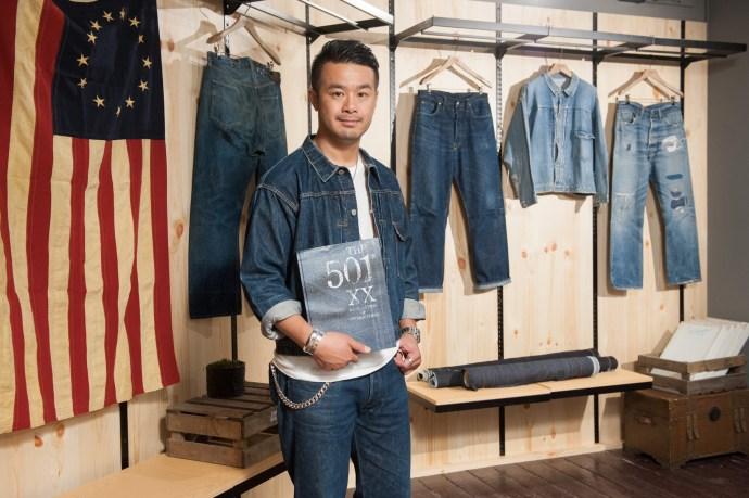 來自日本的藤原裕先生,13歲開始蒐集501,是日本舉足輕重的古著收藏家。首度出書收錄橫跨70年以上最有歷史價值的51 條 骨董501