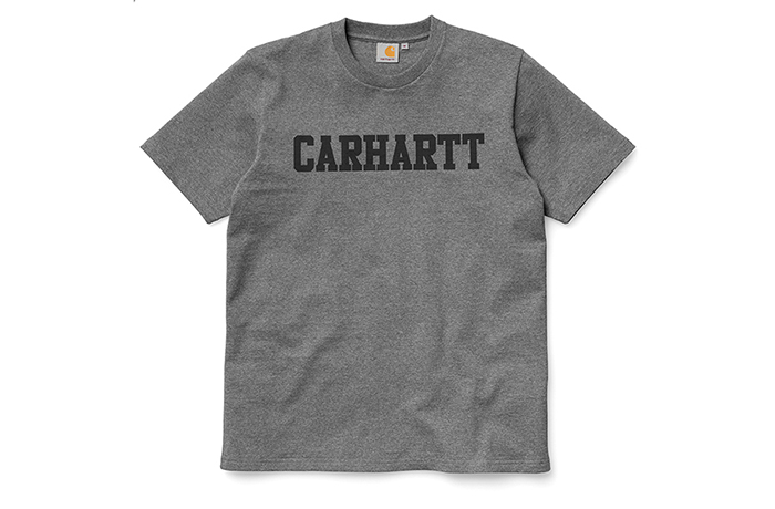 S-S College T-Shirt-I015730ZM91-01-297580