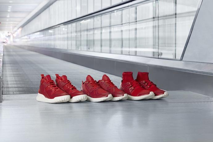 adidas Originals Tubular CNY Pack - 左:Tubular X CNY – NTD5690 中:Tubular ...