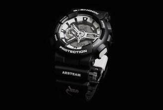 AES x G-SHOCK聯名錶款_建議售價NT$5200