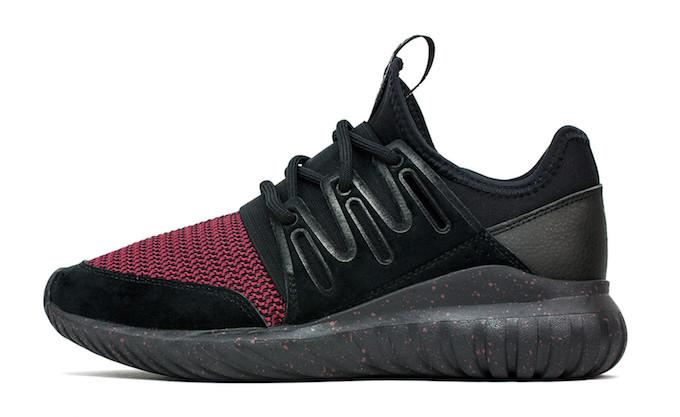 adidas-tubular-radial-black-burgundy