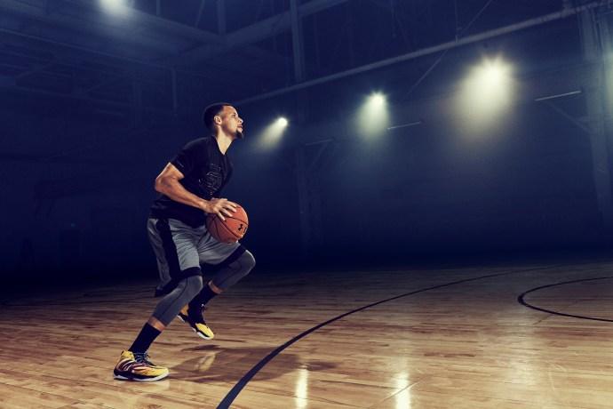 Curry2.5亞洲行特別版驚艷登台 西遊記元素重新詮釋MVP籃球精神