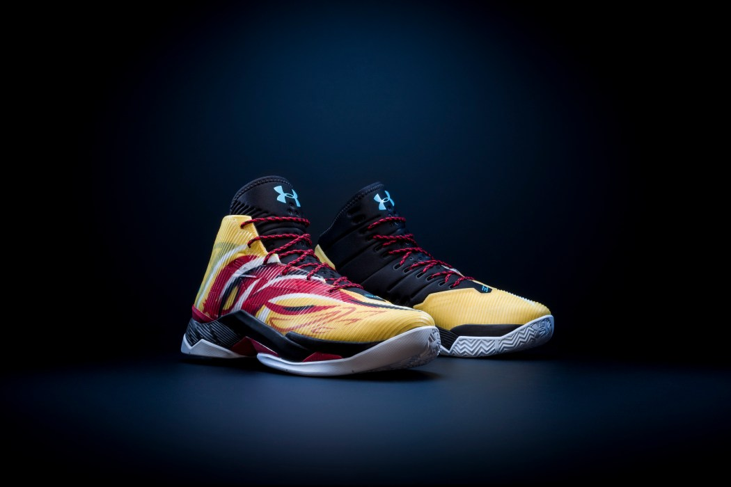 Curry 2.5 SUN WUKONG 建議售價 $4,980