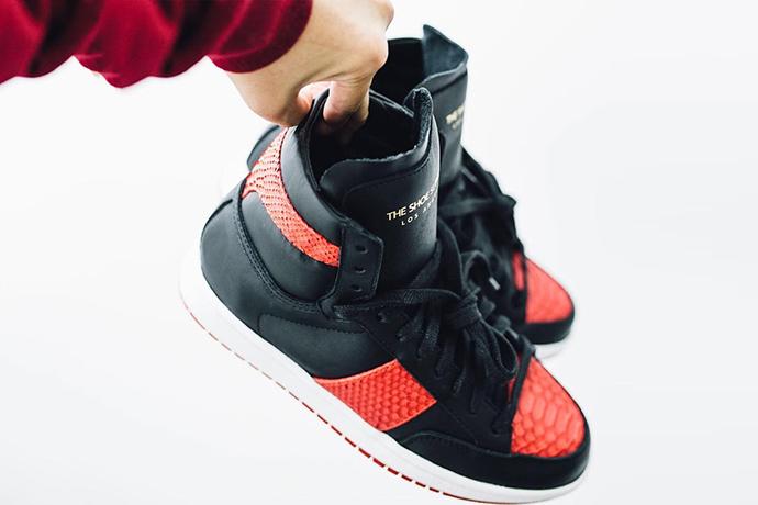 best sneakers d2e8f 7f68c 球鞋改造  The Shoe Surgeon 重置高奢華版Air Jordan 1 Retro High OG「Banned」