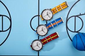 場邊交易 / NBA 球迷絕對要密切鎖定的 TISSOT 錶款!