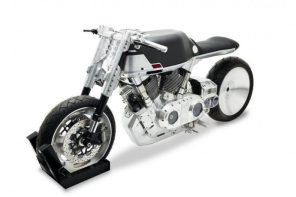 今年國際摩托車展上最讓人驚嘆的車款 Vanguard Roadster 究竟擁有什麼魅力?