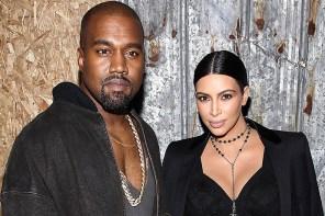 什麼啊!據傳「人造人」翹臀金與要多吸大麻的 Kanye West 要離婚?