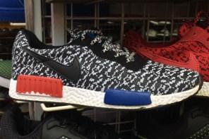 沒看過這麼狂的聯名鞋!Nike x NMD x Yeezy Boost 350 三方聯名意外曝光?!