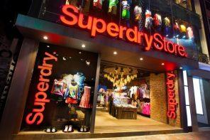 話題 / 超夯冬季國民制服 Superdry 其實就是個「潮牌」而不是機能品牌
