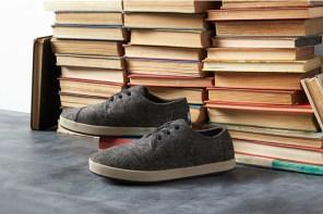 台灣販售消息 / TOMS 混紡織紋休閒鞋,作工太細緻!