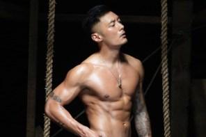 到底要練到多壯?!余文樂又秀「新招」告訴你他的健身之路沒有極限!