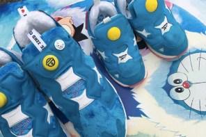 哆啦 A 夢轉行變鞋頭?!Reebok 找來兩大鞋鋪喚醒你的珍貴童年!