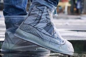自認是「鞋頭」的你,下雨天是否也該穿得「潮潮」?!