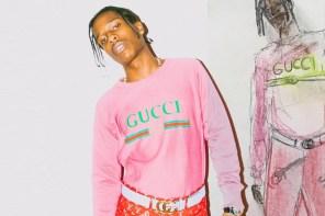 A$AP Rocky 混搭各大精品,酸民評論:「太俗氣了!」