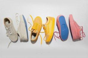 Vans 經典鞋履人人知,直接來看 Union Los Angeles X Vans 鞋面帥在哪