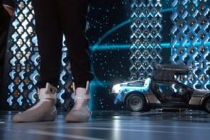 奧斯卡最狂焦點!賽斯羅根直接穿上 Nike Air MAG 上台頒獎!